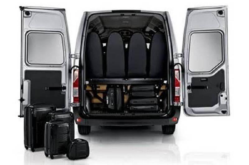 Interior Van Luxo