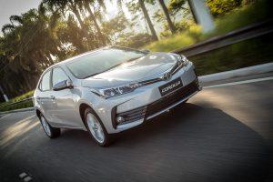 Aluguel Toyota Corolla - Hi Service Car