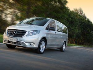 Minivan Mercedes Vito - Hi Service Car