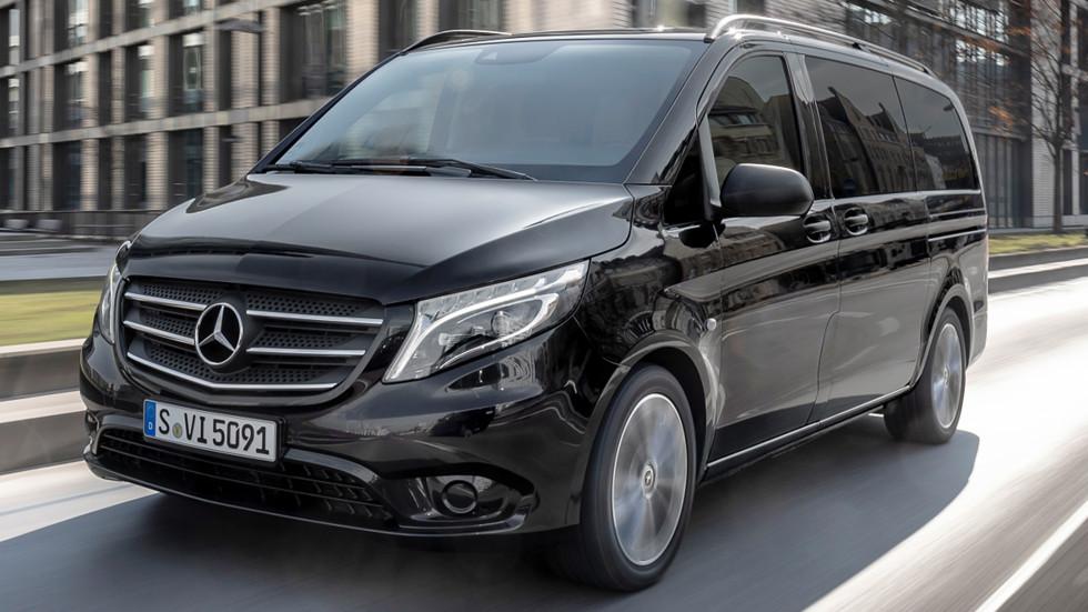 Mercedes Benz Vito Hi Service Car