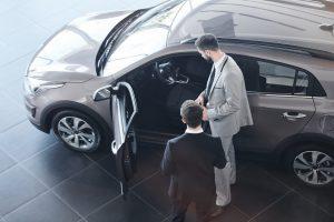 locação de carro executivo - hi service car